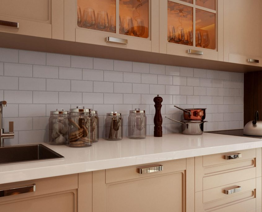 Product CG Photography for Tiles