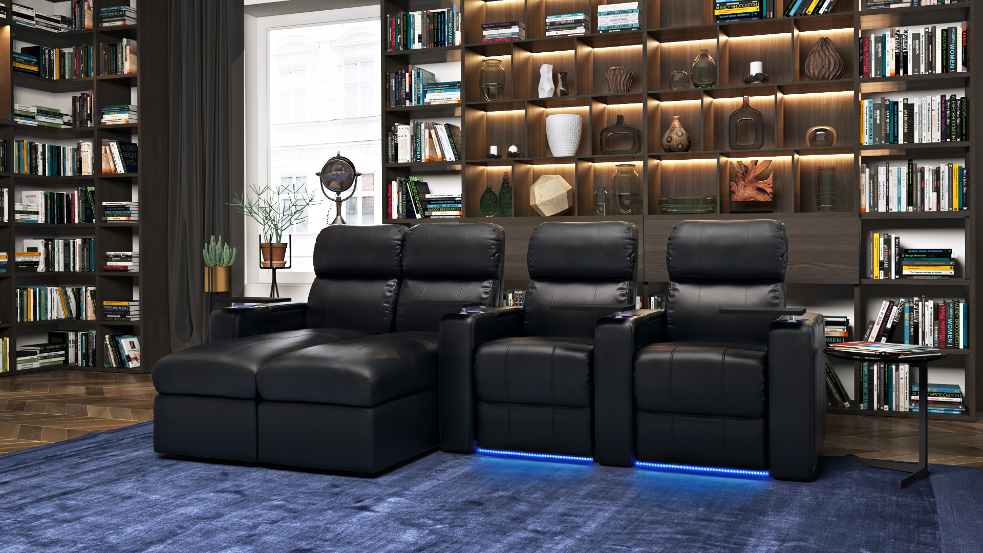 Sofa CG Image to Show the Product Benefits