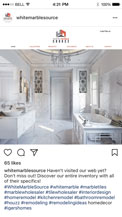 Gorgeus White Bathroom 3D Lifestile to Show Off Tiling