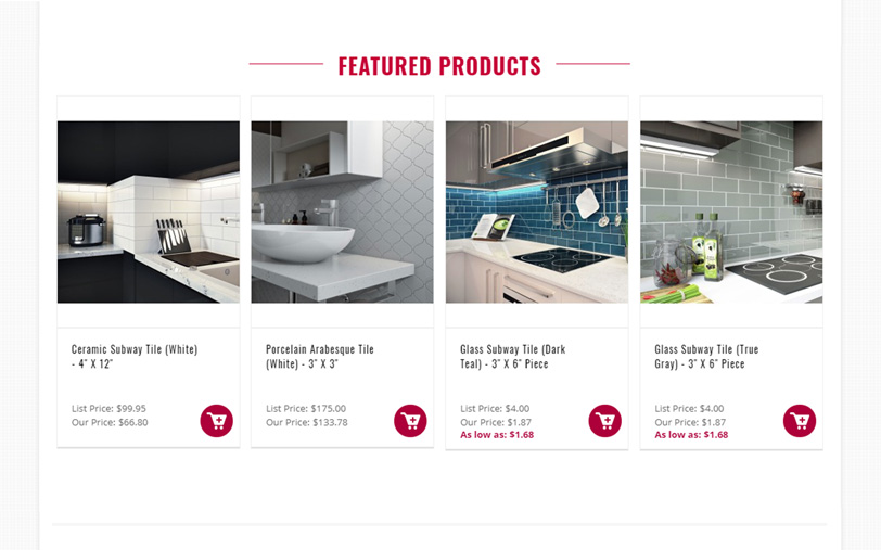 3D Lifestyle Renders for Effective Category Page