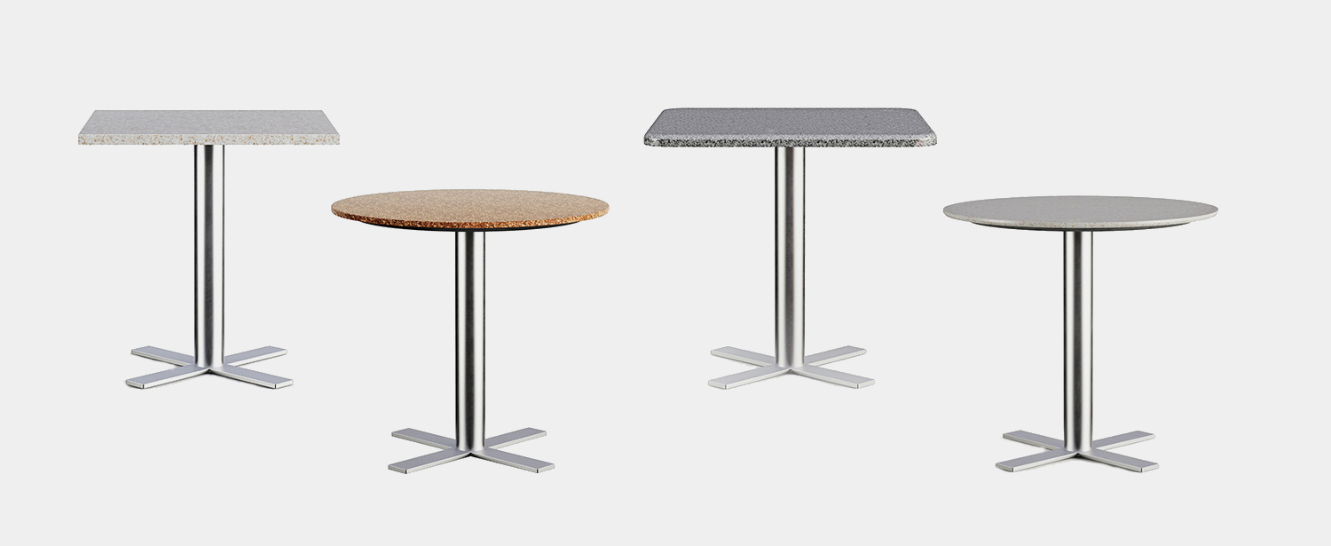 Pretty Tables 3D Models for a Furniture Product Page