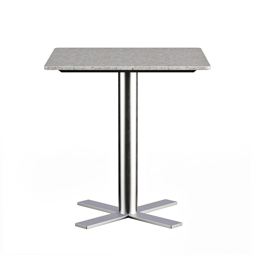 White Table 3D Model for a Product Page