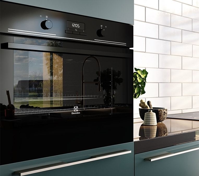 High-Quality CGI for Kitchen Products