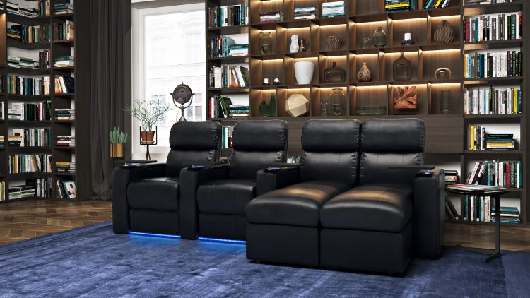 Sofa CGI Showing How It Improves the Lifestyle
