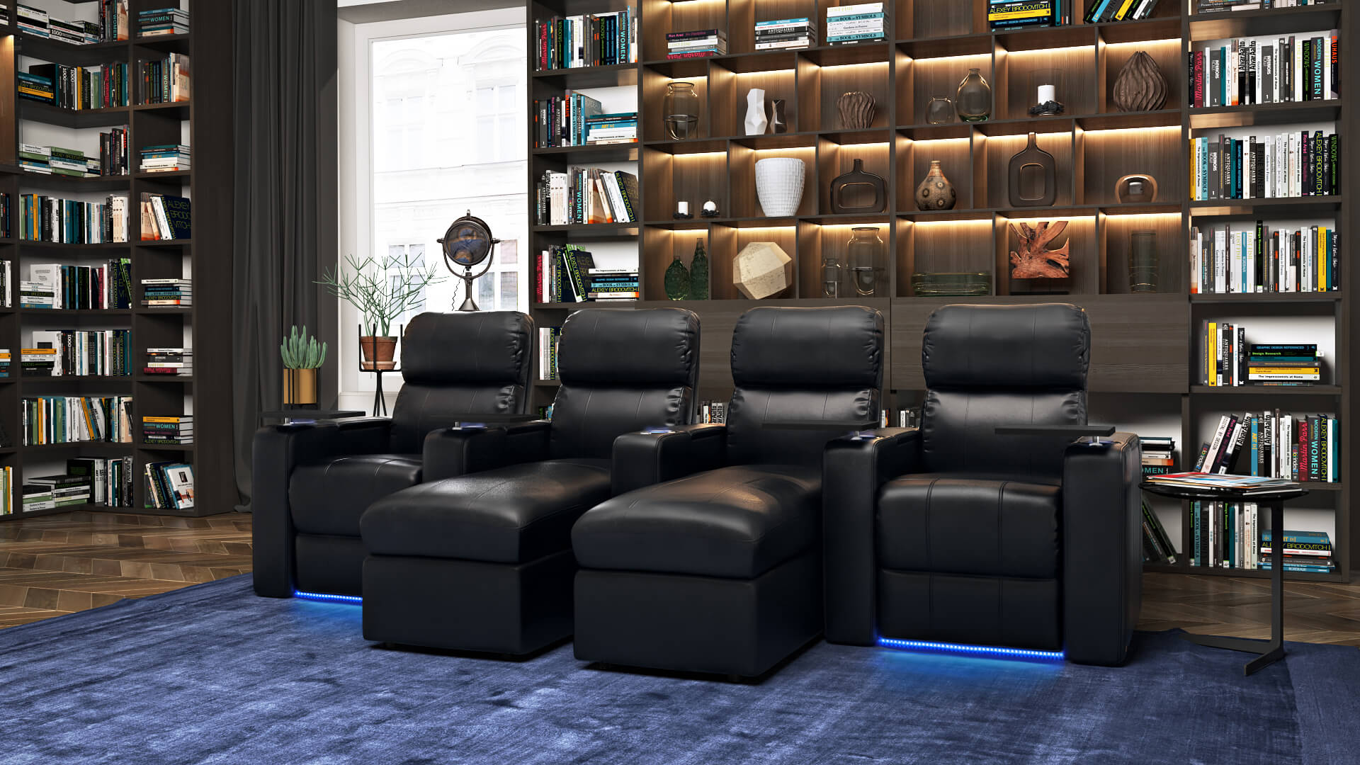 Product CG Render for Modular Sofa