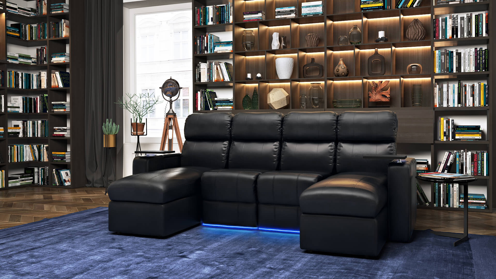 Photoreal Product Rendering for Sofa
