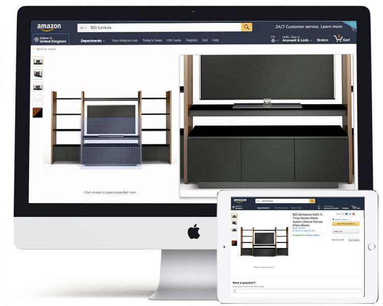 Amazon Advertising for Products: Furniture