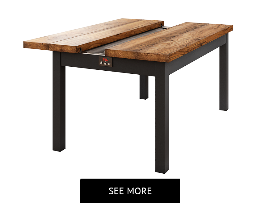 Lifestyle 3D Rendering for a High-End Table Design