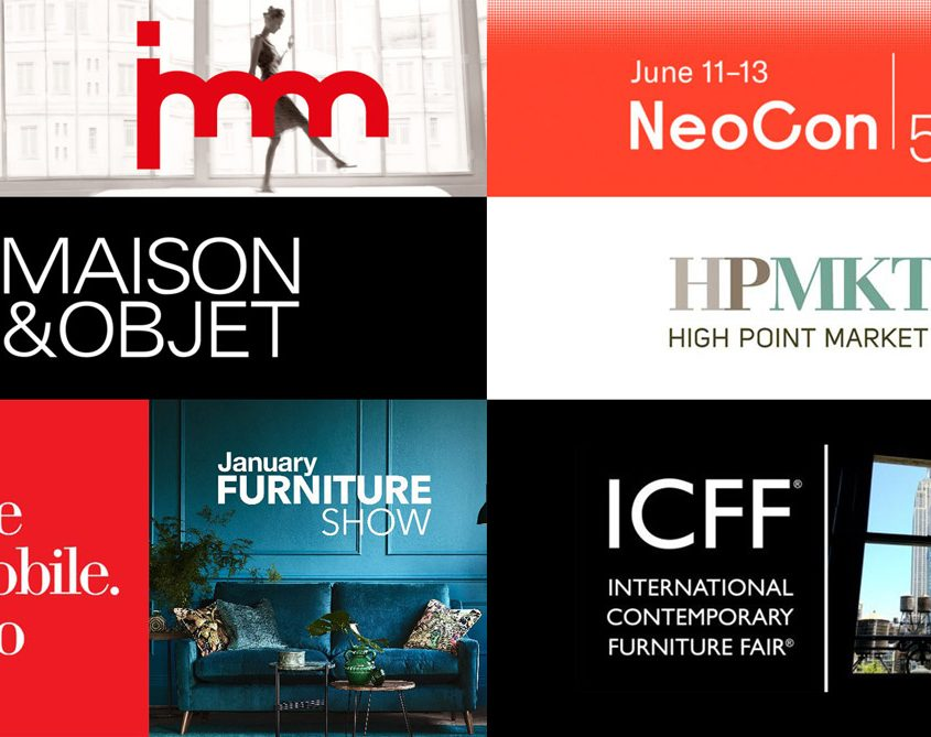 Selection of the Best Furniture Exhibitions of the Year