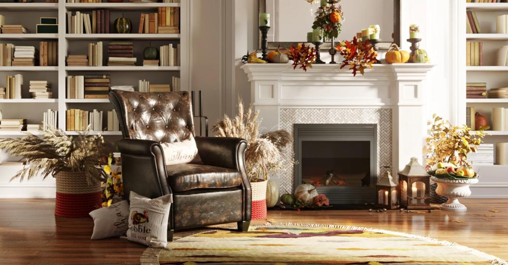 Furniture Render for Thanksgiving