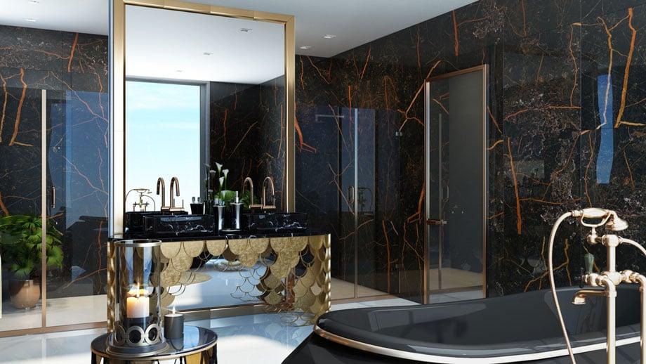Furniture 3D Models for Bathroom Design