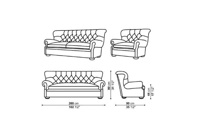 Wireframe Model Drawing for 3D Furniture Modelling