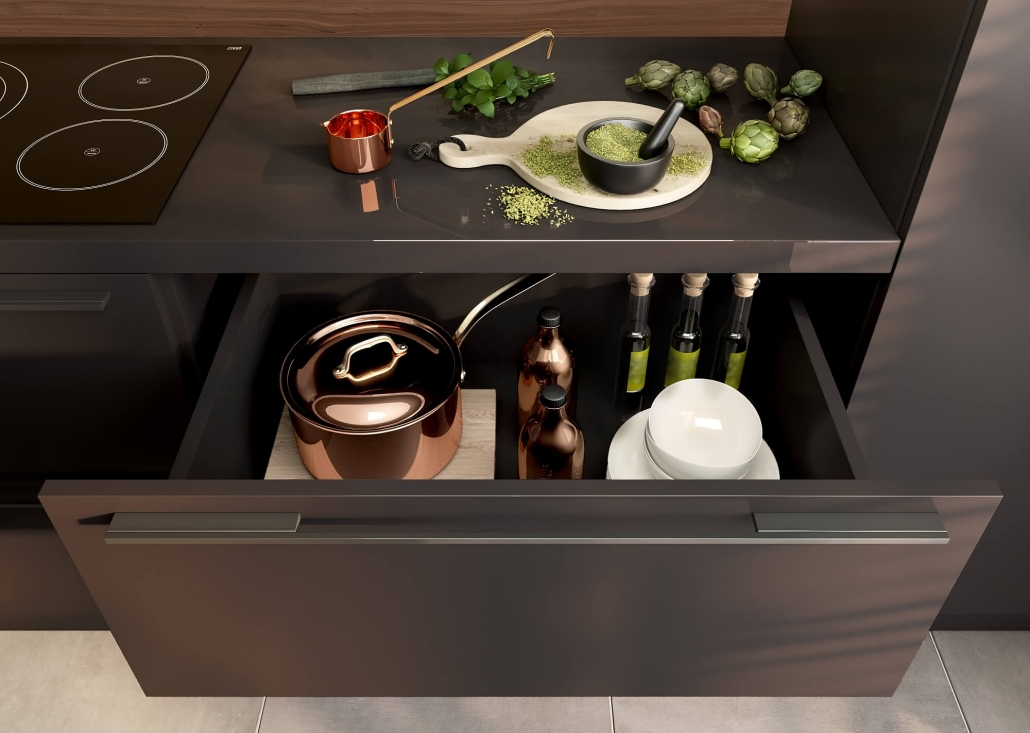 3D Visualization for Kitchen Furniture