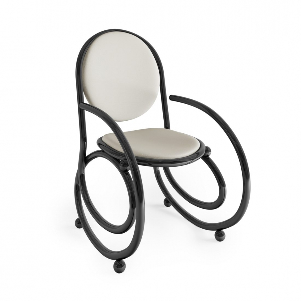Photoreal Rendering for an Elegant Chair