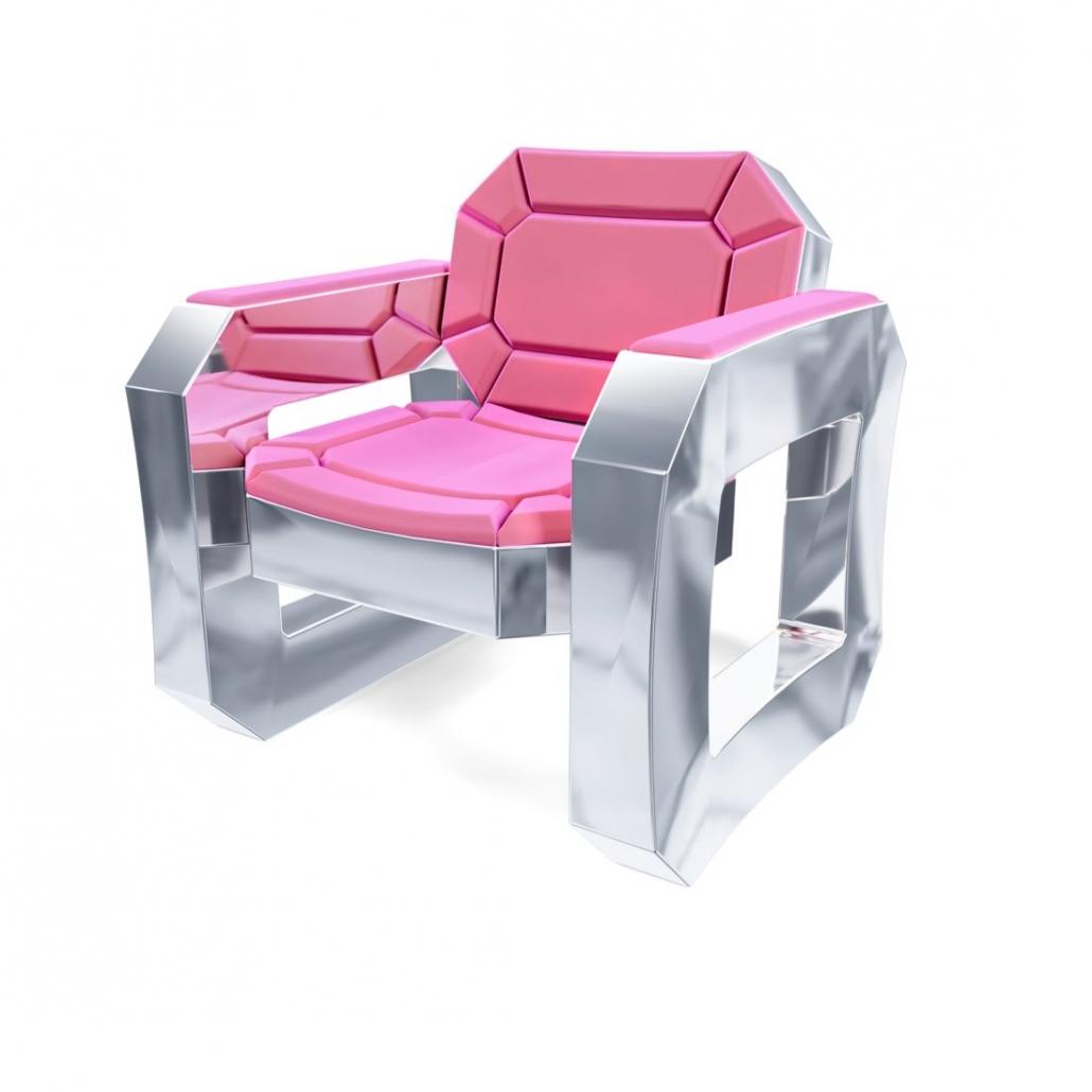 A Stunning Chair Design 3D Visualisation