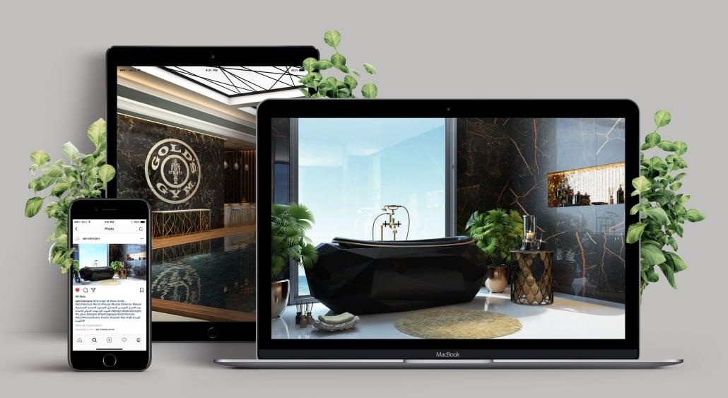 High-Quality 3D Visualization for Digital Marketing