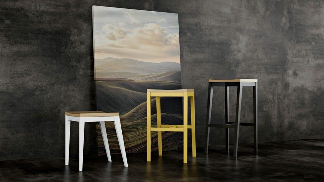 A Colorways Lifestyle Shot for Unique Tables