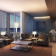 Interior 3D Visualization for a Furniture Design Project