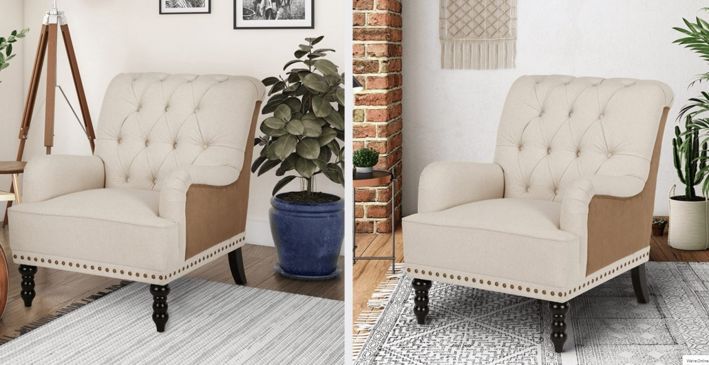 Realistic 3D Modeling for an Armchair Design