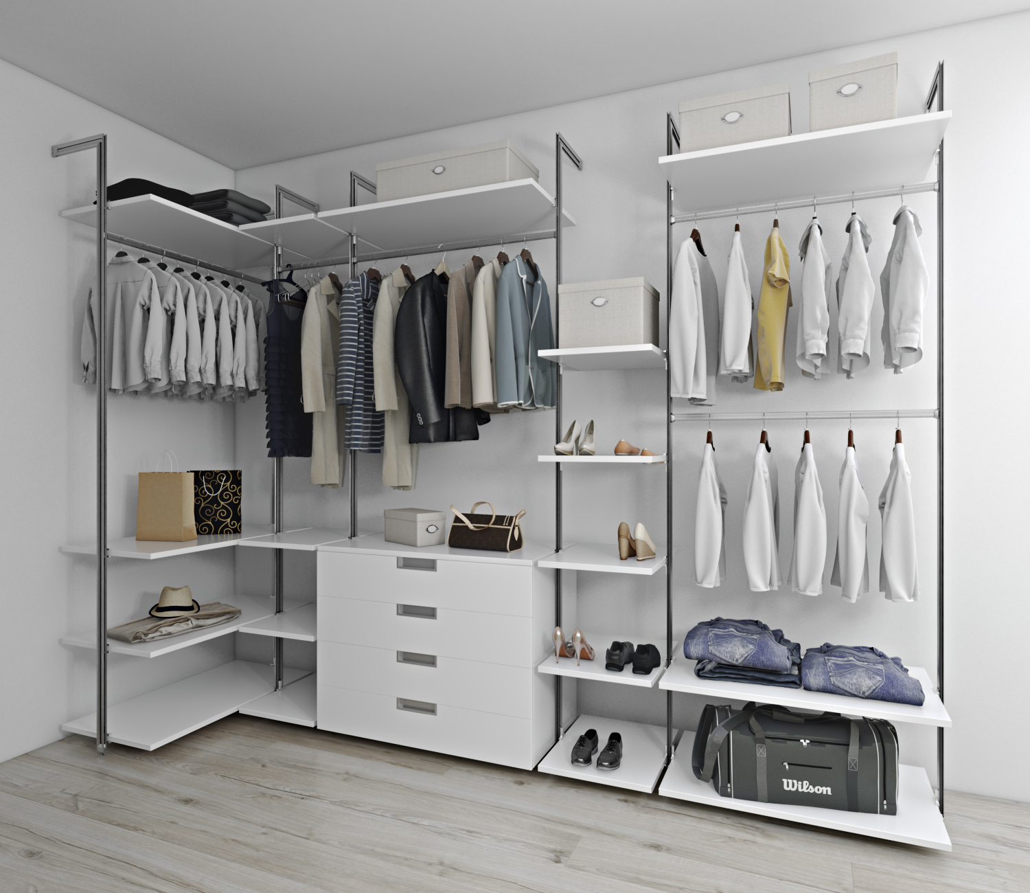 After-cupboard