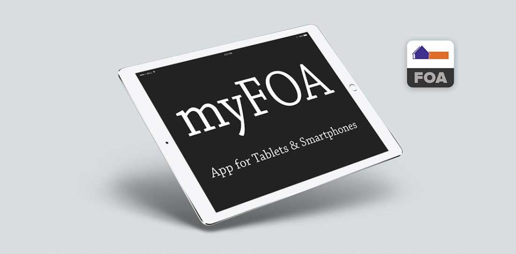 MyFOA Shopping Platform