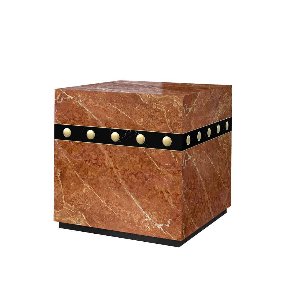 3D Rendering for a Side Table Product Image