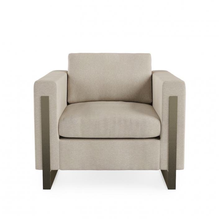 Armchair 3D Rendering for Product Images