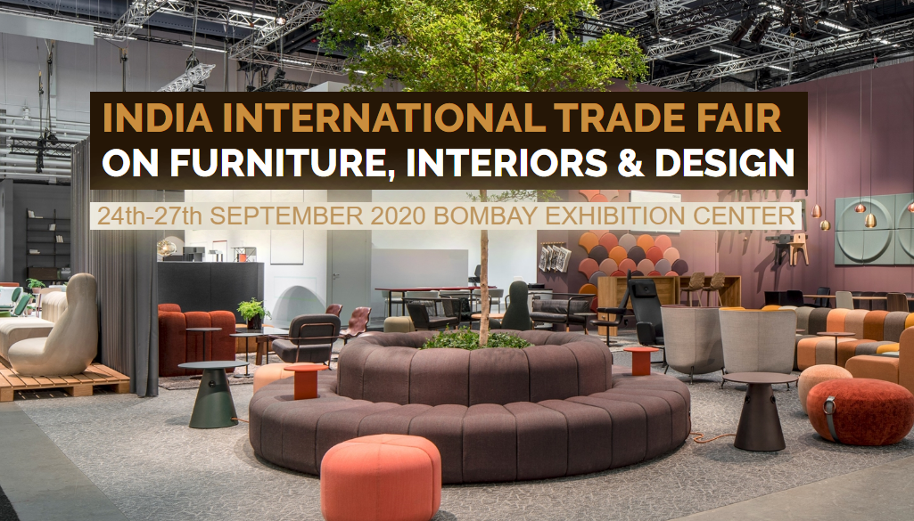 India International Trade Fair on Furniture, Interiors & Design