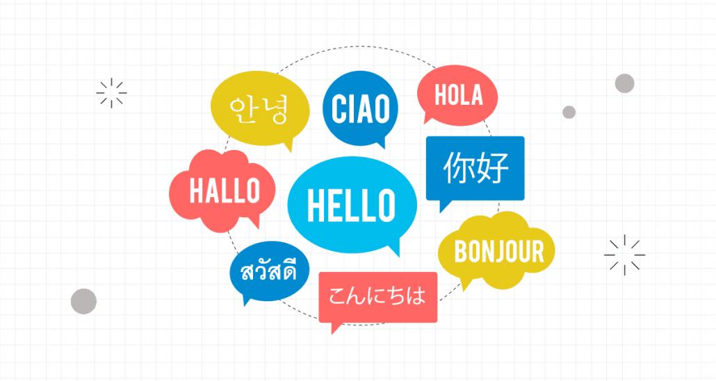 Multilingual eCommerce Websites