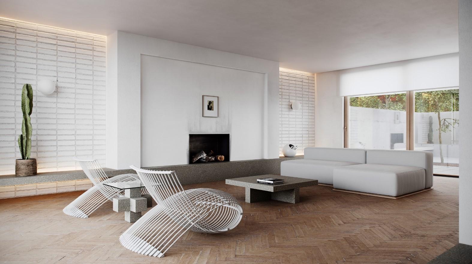 3D Rendered Furniture vs Photographed Furniture