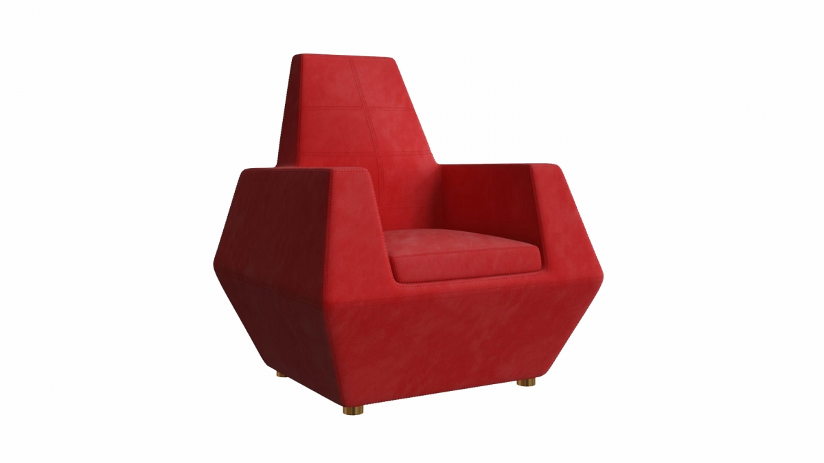 360 View of a Product for an Armchair