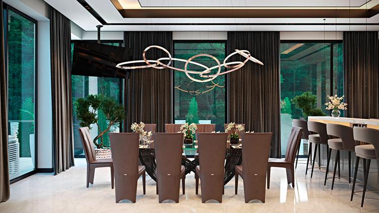 photorealistic 3D furniture