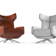 3D Models for Leather Armchairs