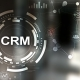 An Abstract Image for a CRM System Abbreviation