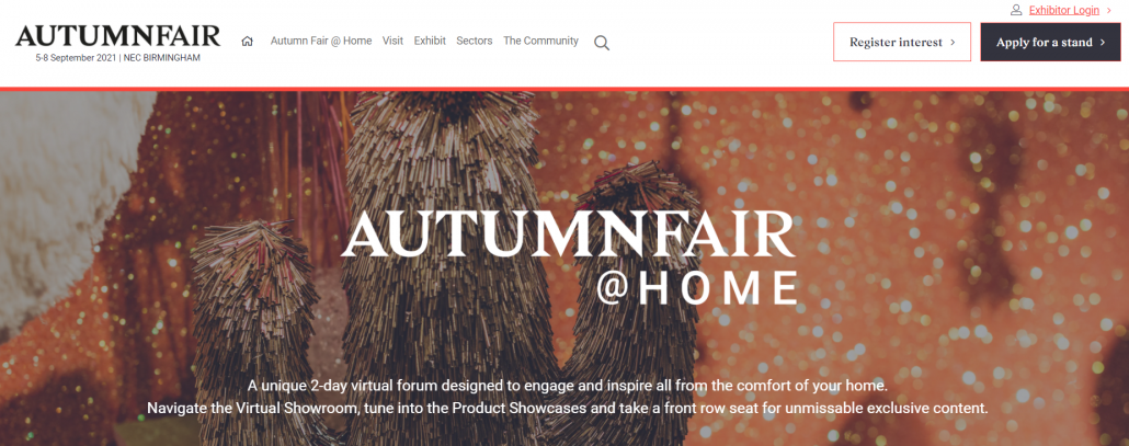 AutumnFair At Home