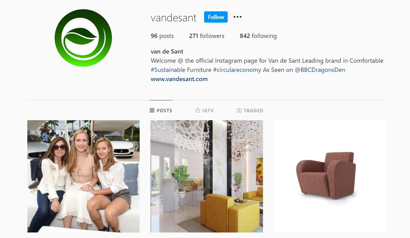 instagram product renderings