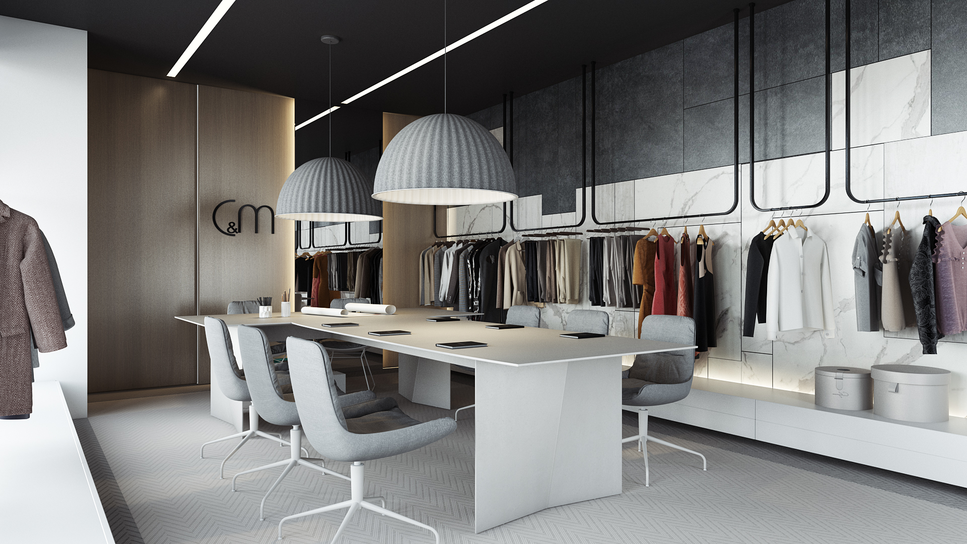 Office Furniture Lifestyle Image