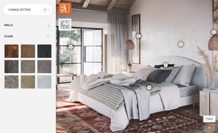 3D Furniture Configurator for Successful Marketing Campaigns