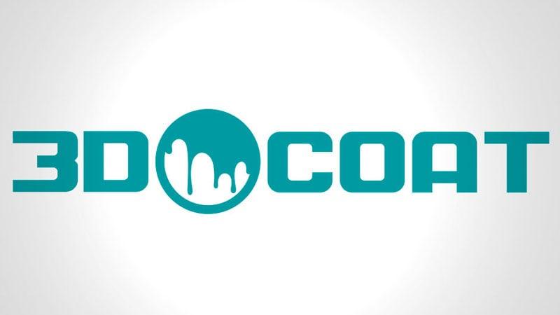 A Logo for 3D-Coat Texturing 3D Tool