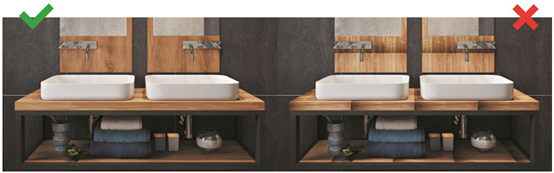 Rendering with a Sink, Mirrors and Miscellaneous 3D Objects