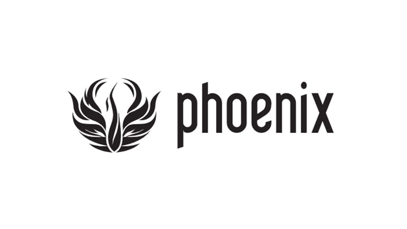 A Logotype for Phoenix FD Plugin for 3ds Max