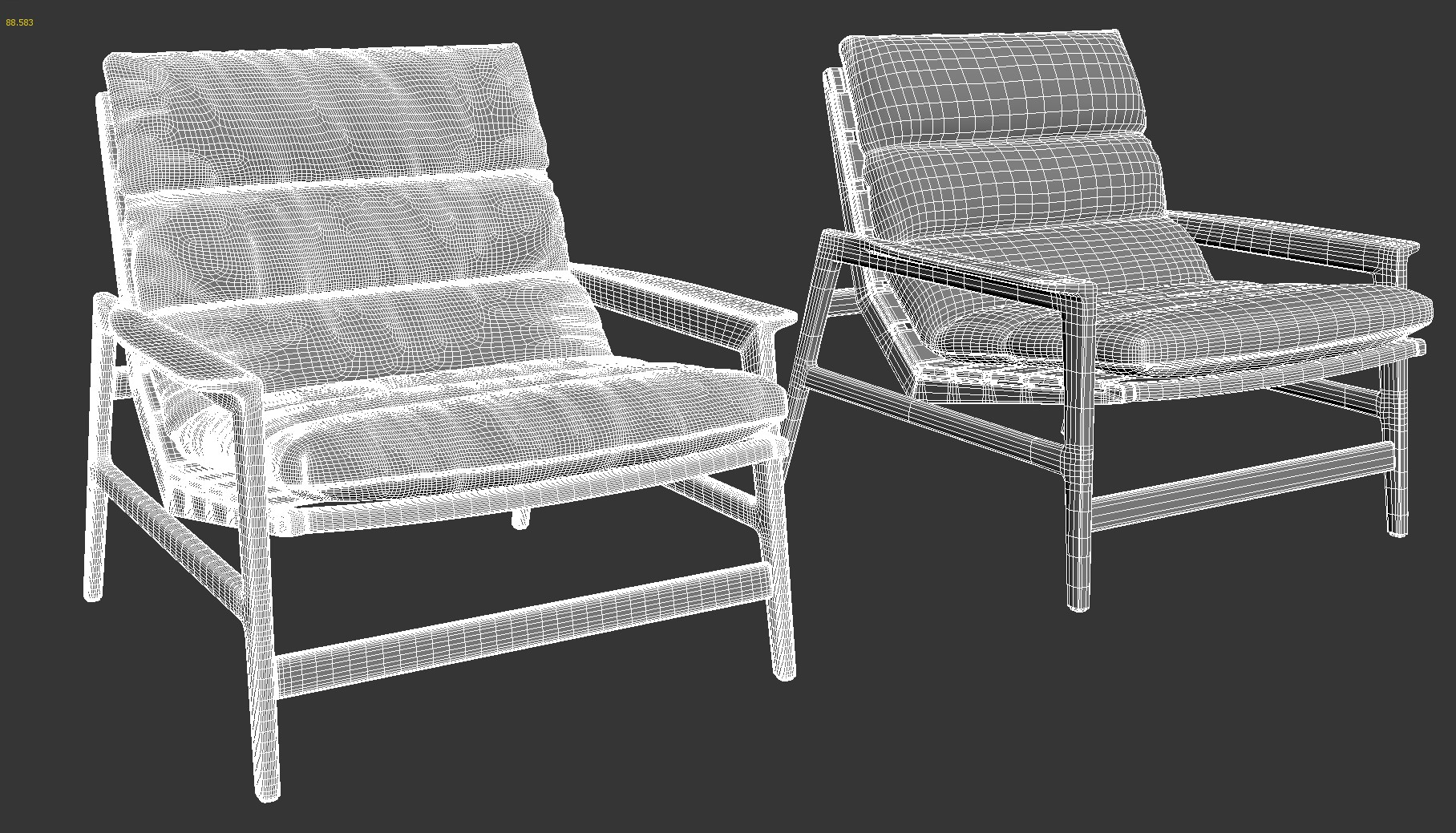 Before-Product 3d modeling