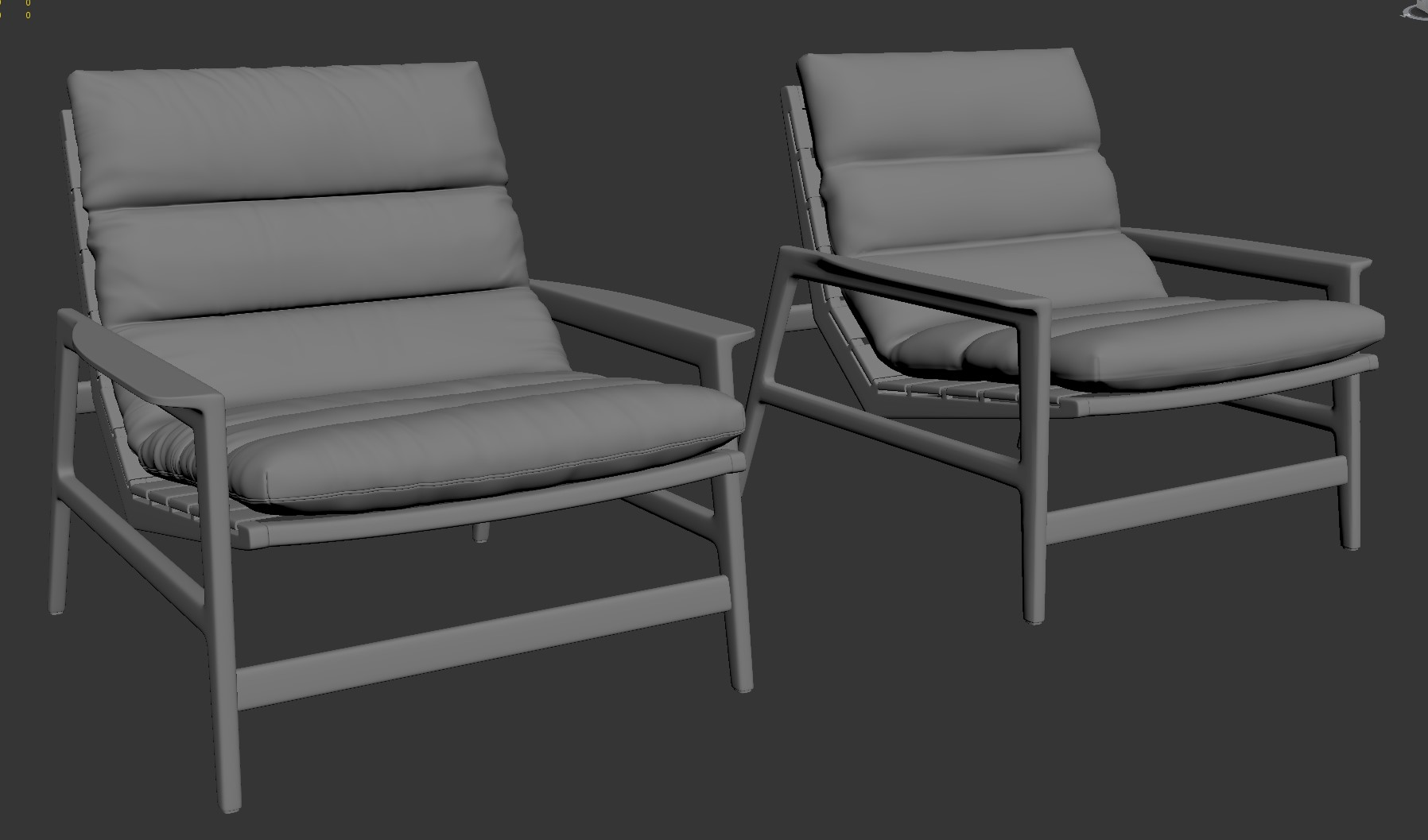 After-Product 3d modeling