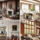 Four Interiors in a Traditional Design Style
