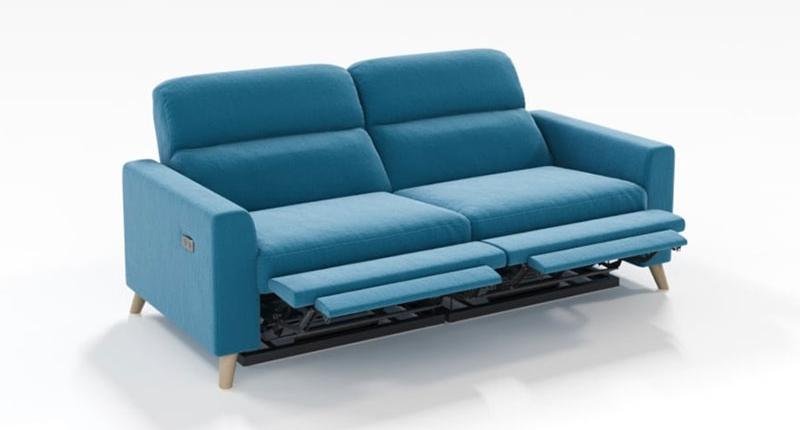 3D Model of a Couch from aBrief for 3D Animation