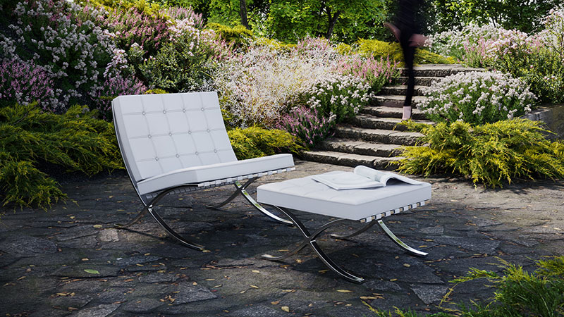 An Outdoor Product 3D Rendering with a Couple of New Details