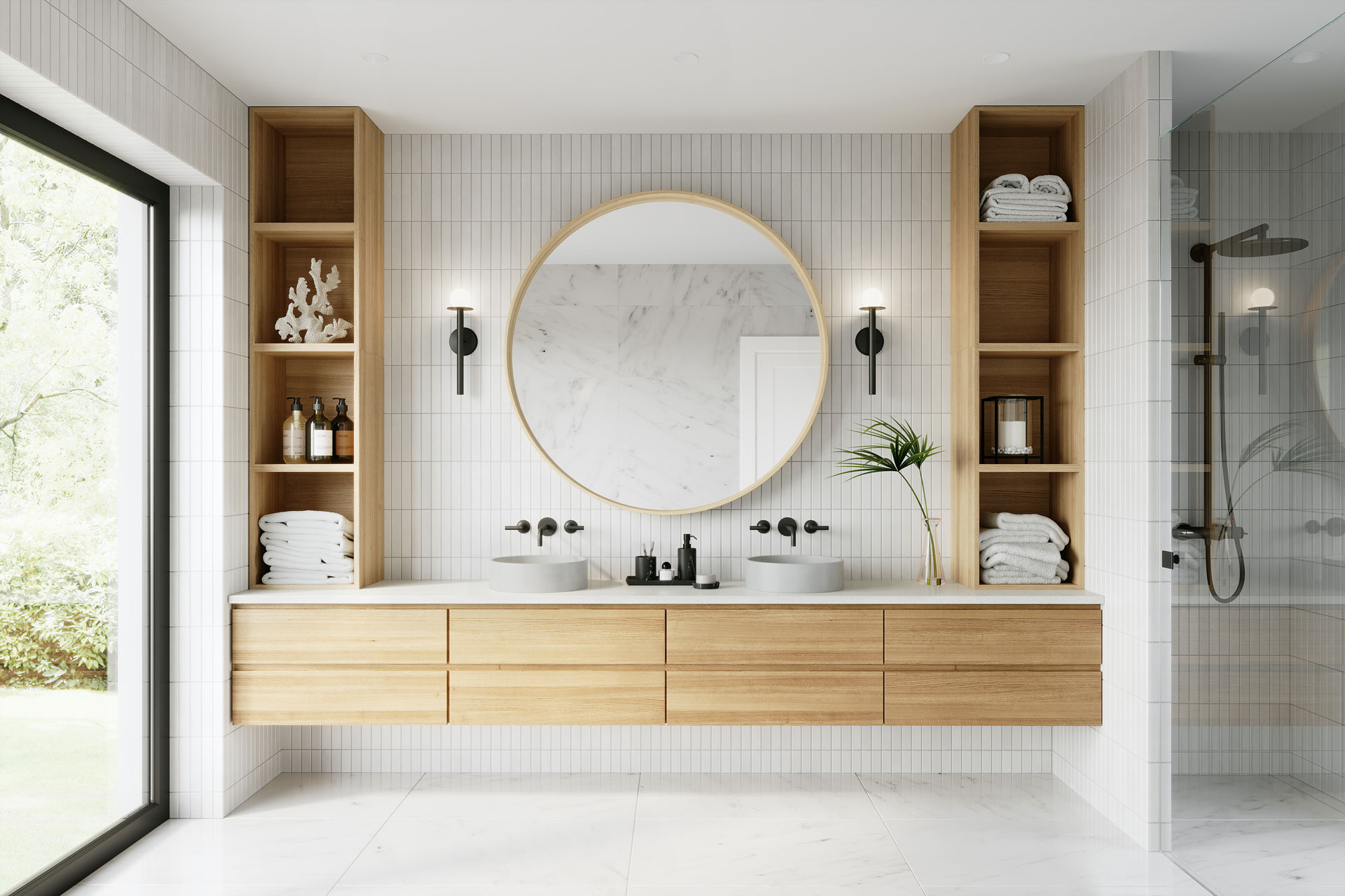 Product Visualization for Bathroom Furniture
