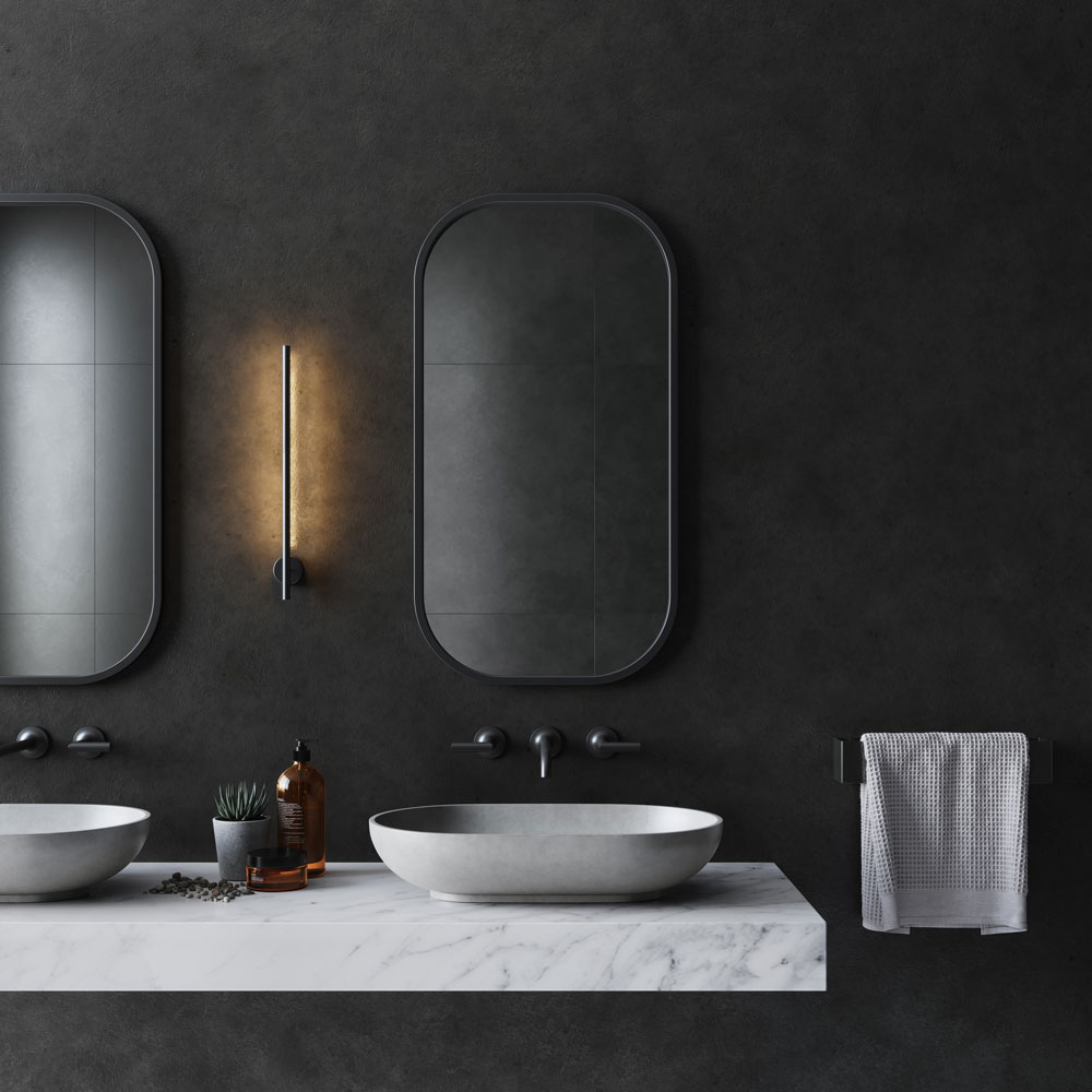 Photoreal Rendering for Bathroom Furniture