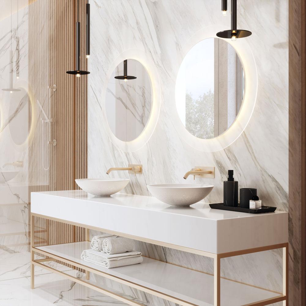 Corona Rendering for Bathroom Furniture