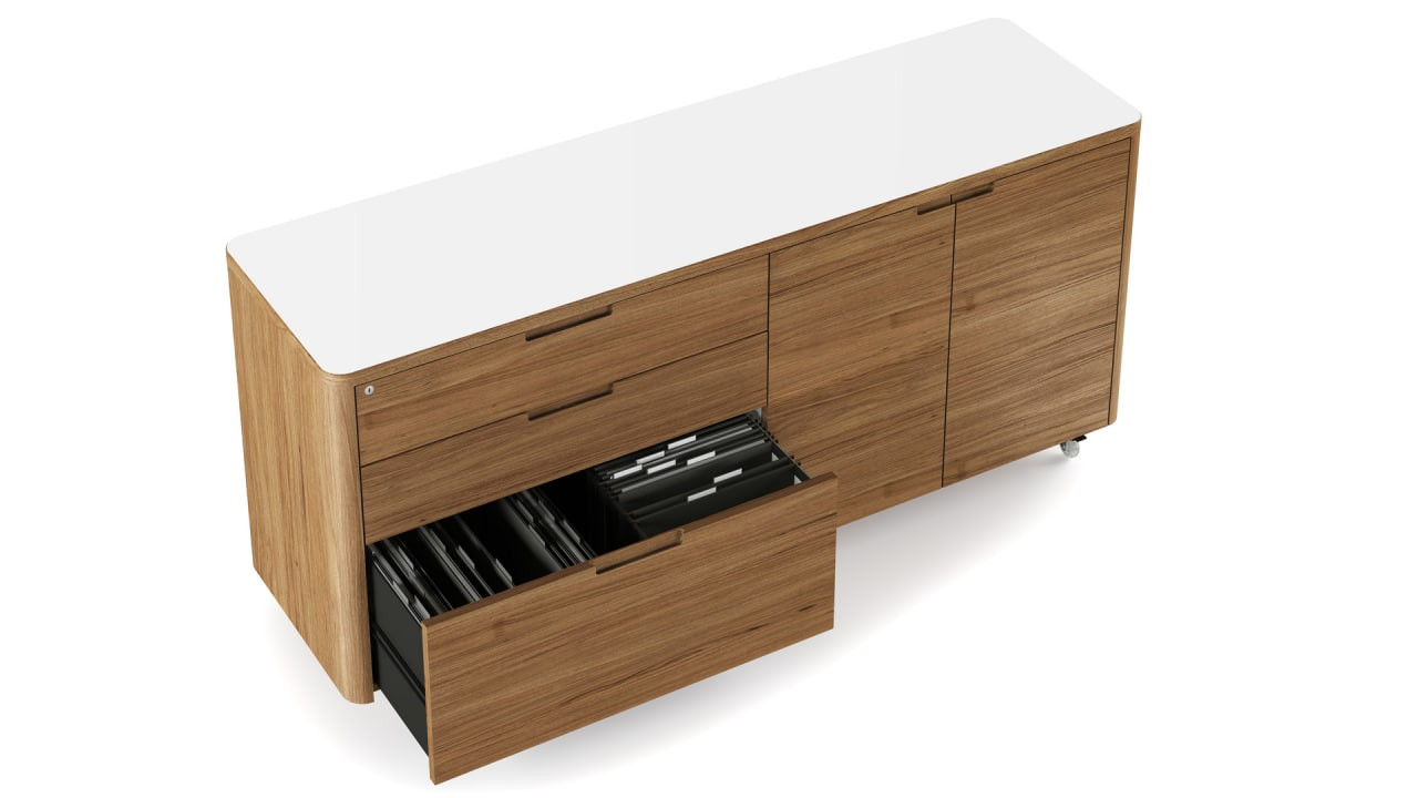 Furniture Modeling Example of Medium Complexity